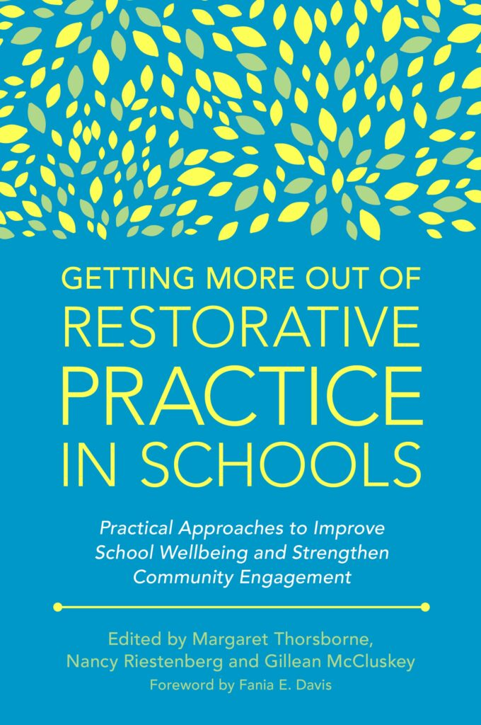 Cover image for Getting More out of Restorative Practice in Schools