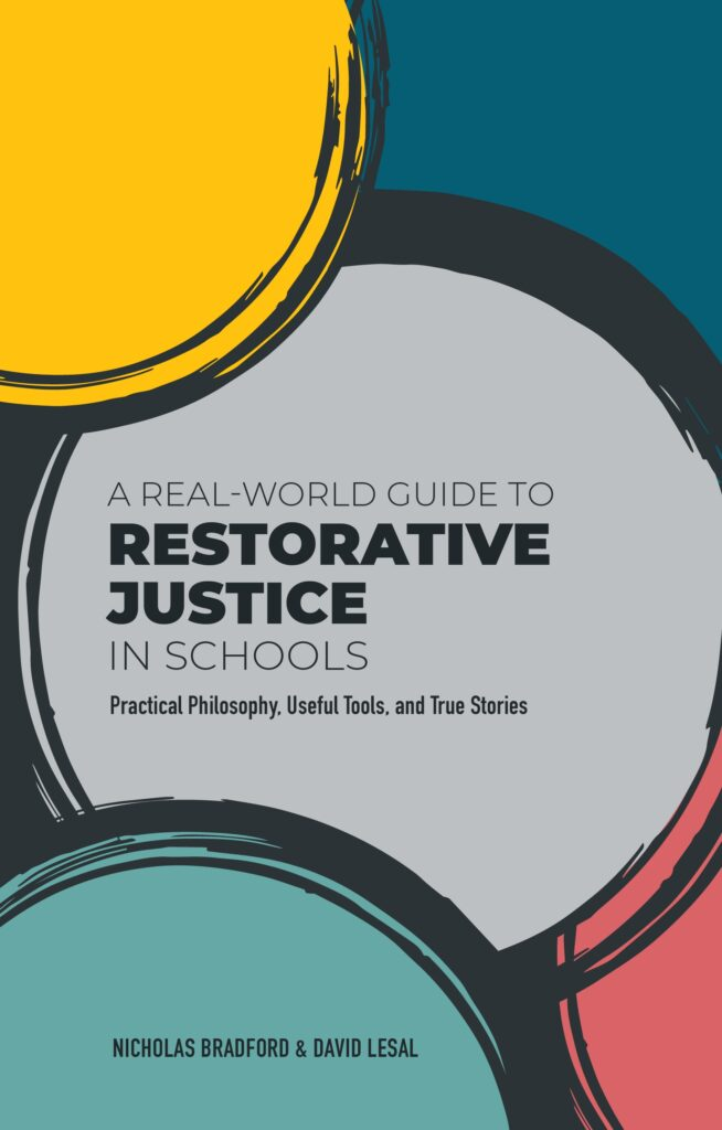 Cover image for A Real-World Guide to Restorative Justice in Schools