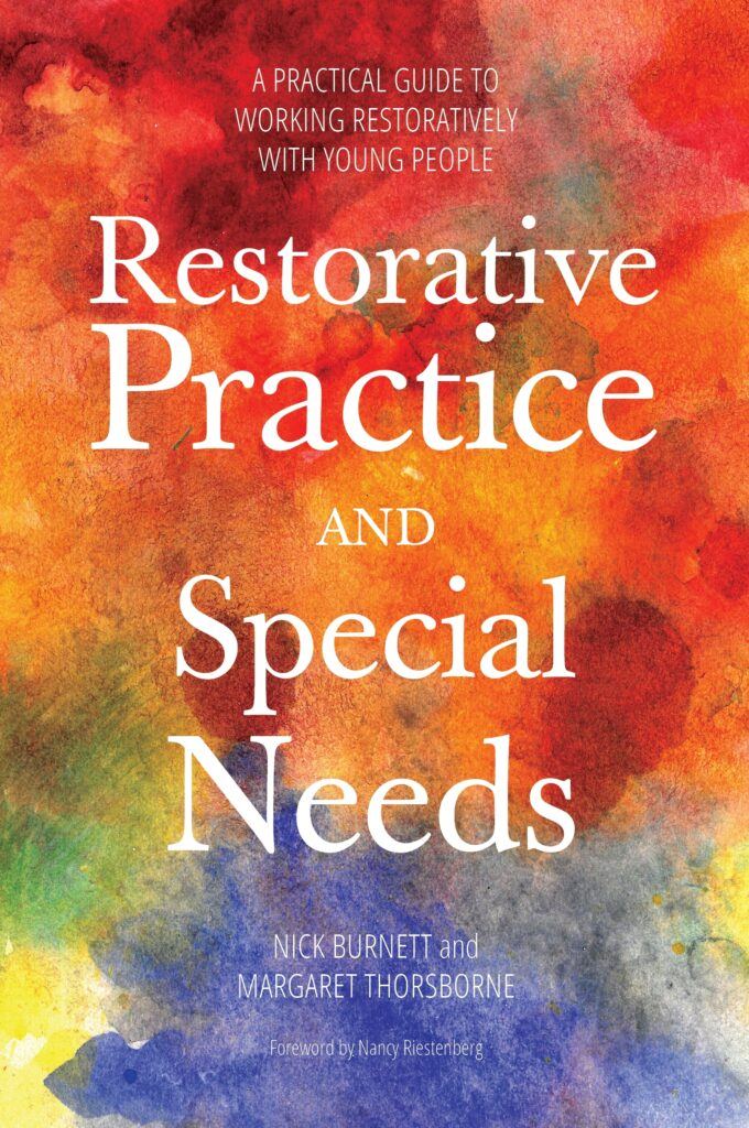 Cover image for Restorative Practice and Special Needs